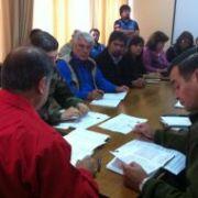 Comité de emergencia en Bío Bío decide activar plan preventivo de evacuación por volcán Copahue