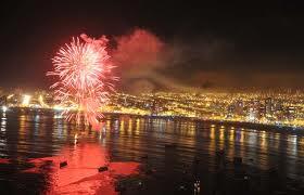 5 toneladas de fuegos artificiales darán la bienvenida al 2013 en Cavancha