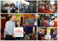1.600 cajas con alimentos para celebrar la Navidad se entregan en Misión Noche Buena