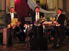 """Con Gala Lírica de los """"Tres Tenores Chilenos"""" concluye  """"Jueves de las Artes"""" en Centro Cultural de Hospicio"""