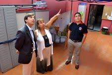 Director de Sename recorre centros colaboradores en Iquique y Alto Hospicio