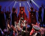 """Parte distribución de invitaciones para musical """"La Tirana"""""""