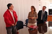 Gobierno confirmó a Robinson Rivera como gobernador de la Provincia del Tamarugal
