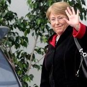 Veraneo incógnito: Bachelet entra a Chile directo a Caburgua por paso fronterizo en La Araucanía