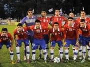 Sufriendo la Sub 20 de Chile clasificó para  Mundial de Turquía