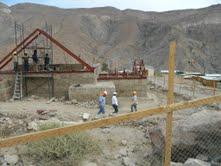 Avanza reconstrucción de Iglesia de Limaxiña. En mayo será entregada a la comunidad