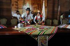 Tambo andino revive la cultura ancestral en la ciudad durante febrero