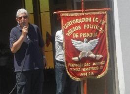 """Presidenta de ex prisioneros: """"Sólo cuando haya verdad, habrá verdadera reconciliación""""."""