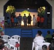 Actividades culturales copan época estival en caleta de Pisagua