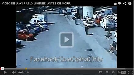 PDI periciará armas de ex uniformados que trabajan en empresa donde murió Juan Pablo Jiménez