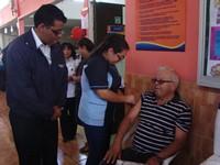 Partió la vacunación contra la Influenza en Región de Tarapacá