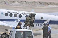 Concluyó conflicto por soldados bolivianos: libres por resolución adminstrativa, volvieron a su país
