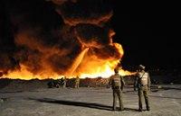 Incendio provoca emergencia en autódromo de Alto Hospicio