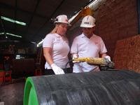 CORFO destaca a microempresaria de Pica y a empresaria minera