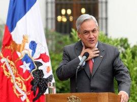 """Piñera sobre reclamo de Bolivia: Chile defenderá """"con unidad"""" su soberanía."""