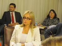 Diputada Isasi califica de positiva la aprobación de la acusación constitucional de Harlad Beyer