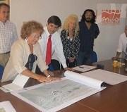 """Gobernador del Tamarugal y proyecto """"Tarapacá en el Camino del inca"""" coinciden en modelo de participacion de comunidades"""