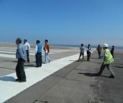 En terreno conocen modus operandi para mejorar pista de aterrizaje de aeropuerto de Iquique