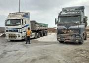 Transportes fiscaliza y cursa infracciones a camiones en la Ruta de la Sal