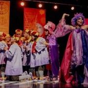 """En sala Veteranos del 79 se presenta obra de teatro inclusivo """"El Aprendiz de Sonrisas"""""""