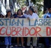 Ex DINA Cristián Labbé es identificado como torturador en Tejas Verdes