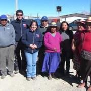 Impulsan a comuneros de Colchane en el desarrollo de actividades agrícolas