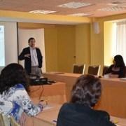 Fiscalía y Colegio Periodistas realizaron segunda jornada de capacitación