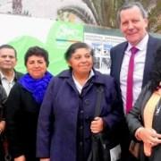 Reconociendo trabajo de organizaciones sociales, celebran aniversario de Secretaría de Gobierno