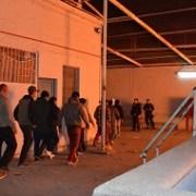 Simulacro de Incendio en Centro de Cumplimiento Penitenciario de Iquique