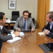"""Diputado Trisotti pide """"acelerar el tranco"""" en la entrega de soluciones post terremoto"""