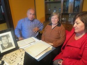 """Familia de fusilado en Pisagua, José Sampson:""""A estas alturas preferimos la verdad a la justicia"""""""