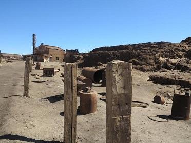 Comité de Patrimonio Mundial de Unesco destaca conservación efectiva en salitreras Humberstone y Santa Laura