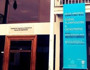 Día del Arquitecto: Conversatorio sobre urbanismo y catástrofe con la participación de premio nacional de Urbanismo