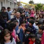 Espectacular presentación de Cachureos en tarde dominical de «La Calle de los Niños»
