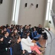 Alumnos del área Social de la UTA se capacitaron en temas piscojurídicos