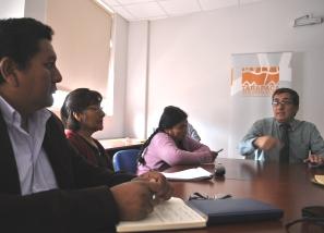 """Programa meso regional definió proyecto """"Tarapacá en el Camino del Inca"""" como principal meta"""