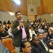 Masiva participacón de Colombia, Bolivia, Perú, Brasil y Pakistan, en seminario sobre migrante