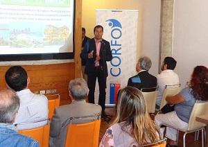 CORFO promueve modelo de turismo sustentable, en taller con microempresarios