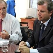 Trisotti y Orpis: A favor de modificación del binominal, pero en contra de aumento de cupos