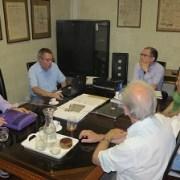 Especialista visitó Humberstone y verificó avances de obras en la Pulpería