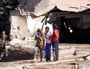 Nuevo reporte de Onemi: Damnificados ya llegan a las 10.996 personas