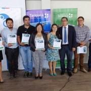 """Nodo Tecnológico """"Logística y cadena de suministros"""" certificó a 70 empresarios"""