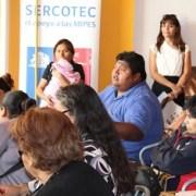 Difunden entre microempresarios y emprendedores ventajas de nueva Reforma Tributaria