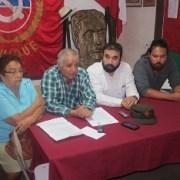 """Hugo Gutiérrez: """"Se va el binominal, pero también se va Rossi"""", dijo apelando al binominalismo que favoreció al parlamentario"""