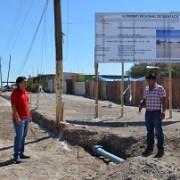Avanzan obras de mejoramiento de pavimentos en comuna de Huara