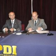 Tarapacá región piloto en implementar proyecto de geo referenciación entre PDI y Fiscalía