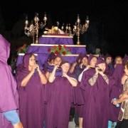 Gran cantidad e fieles asisten a celebrar Semana Santa en pueblo de La Tirana