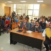 Se abren las puertas de la Justicia: Corte de Apelaciones de Iquique se sumó al Día del Patrimonio
