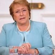 Bachelet pide la renuncia a todos sus ministros