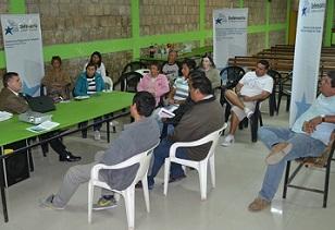 En Mamiña Defensoría Tarapacá expuso sobre derechos de las personas, si son involucradas en casos judiciales